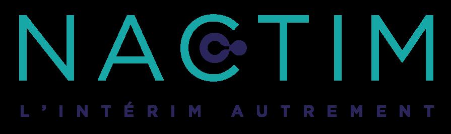 Nactim Intérim Provence Méditerranée Logo